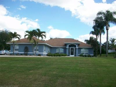 Avon Park, Lake Placid, Sebring Single Family Home For Sale: 7 Meadowlake Circle N