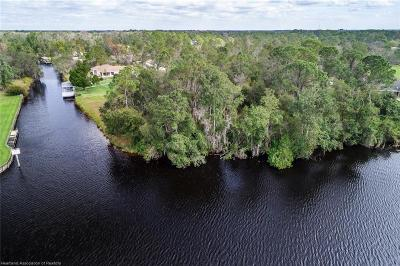 Lake Placid Residential Lots & Land For Sale: 1064 Jonquil Street