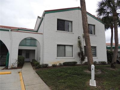 Sebring Condo/Townhouse For Sale: 6750 Us 27 N Highway #B-26