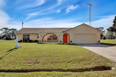 Highlands County Single Family Home For Sale: 7714 Granada Road