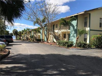 Sebring Multi Family Home For Sale: 2181 Lakeview Drive