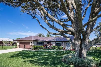 Lake Placid Single Family Home For Sale: 246 Cumquat Road NE