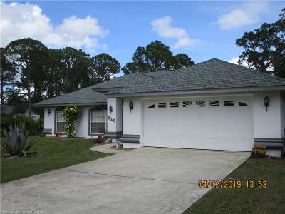Avon Park, Lorida, Lake Placid, Sebring Single Family Home For Sale: 520 Volvo Avenue