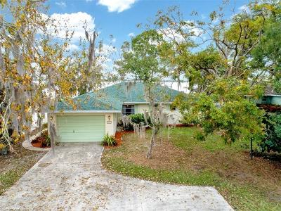 Sebring Single Family Home For Sale: 620 Memorial Drive