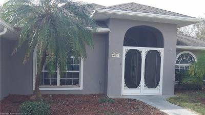 Avon Park, Lorida, Lake Placid, Sebring Single Family Home For Sale: 4617 Calatrava Ave