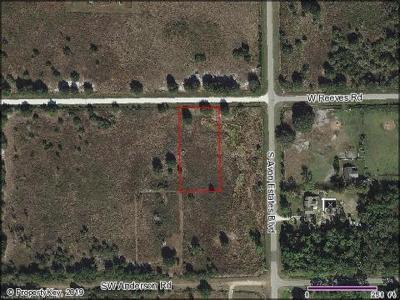 Residential Lots & Land For Sale: 2711 W Reeves Road
