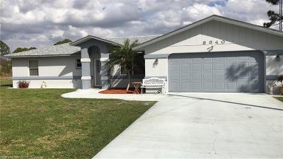 Lake Placid Single Family Home Contingent: 8840 Placid Lakes Boulevard