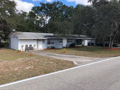Highlands County Single Family Home For Sale: 1824 Lake Josephine Drive