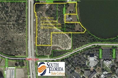 Highlands County Residential Lots & Land For Sale: 1937 Us 27 Highway S
