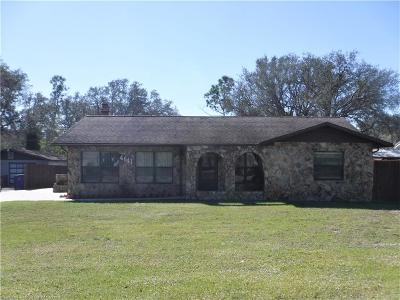 Avon Park, Lorida, Lake Placid, Sebring Single Family Home For Sale: 4641 Queen Palm Drive