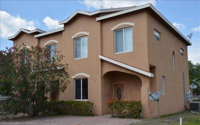 Sebring FL Condo/Townhouse For Sale: $164,000