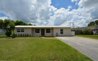 Sebring Single Family Home For Sale: 1121 Sunset Drive