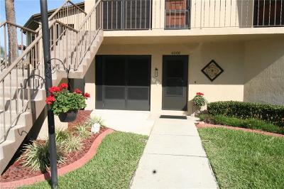 Condo/Townhouse For Sale: 6008 Matanzas Drive
