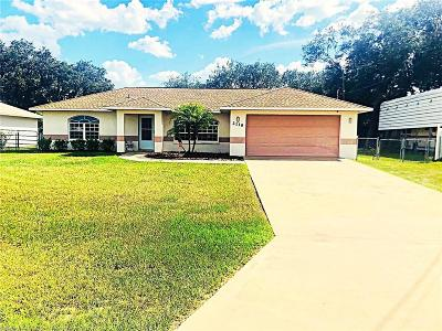 Avon Park Single Family Home For Sale: 2121 W Hibiscus Road