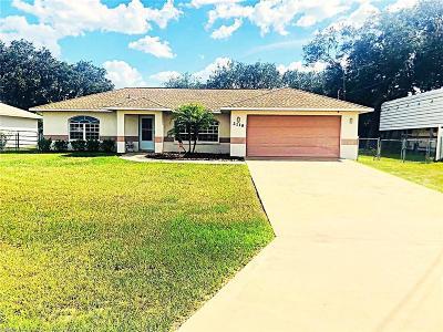 Avon Park Single Family Home Contingent: 2121 W Hibiscus Road