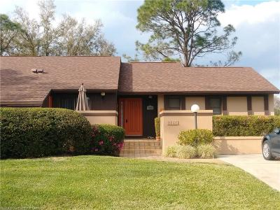 Sebring Single Family Home For Sale: 3808 Cormorant Point Drive