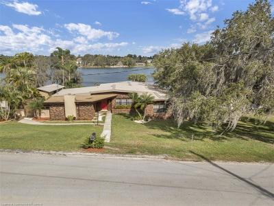 Highlands County Single Family Home For Sale: 603 Lake Blue Drive