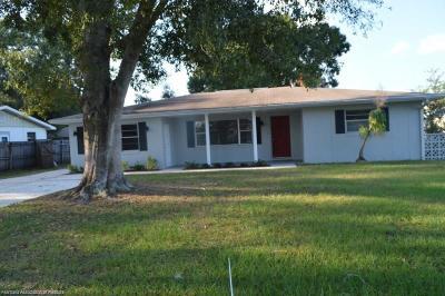Sebring Single Family Home For Sale: 321 Sassafras Avenue