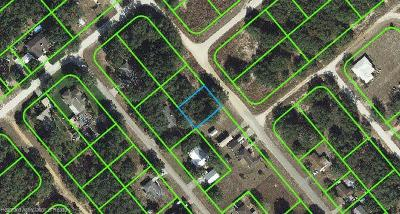Avon Park Residential Lots & Land For Sale: 2685 N Ithica Road