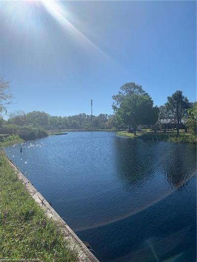 Lake Placid Residential Lots & Land For Sale: 3002 Peachtree Drive