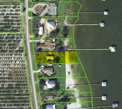 Lake Placid Residential Lots & Land For Sale: 4009 Placid View Drive