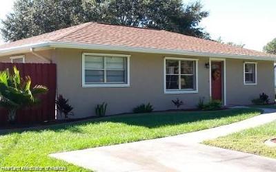 Lake Placid Single Family Home For Sale: 21 Blackfoot Street