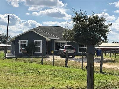 Highlands County Single Family Home For Sale: 510 Graham Dairy Road