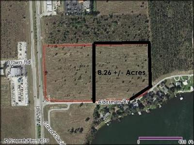 Lake Placid Commercial Lots & Land For Sale: 705 S Us 27 Highway N