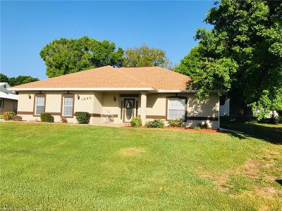 Highlands County Single Family Home For Sale: 1040 W Lake Damon Drive
