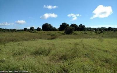 Sebring Residential Lots & Land For Sale: 975 Farm Road