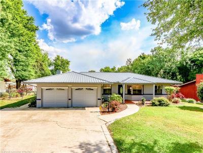 Sebring Single Family Home For Sale: 523 Taseschee Drive
