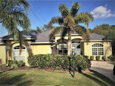Sebring Single Family Home For Sale: 2006 Fairmount Court