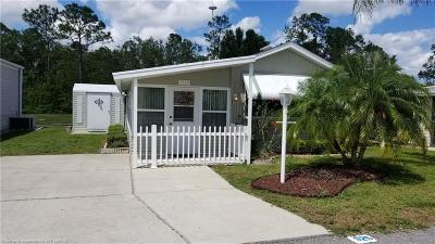 Avon Park, Lake Placid, Lorida, Sebring Mobile/Manufactured For Sale: 3569 Andrew Circle
