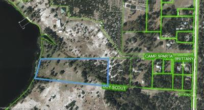 Sebring Residential Lots & Land For Sale: 265 Brittany Lane