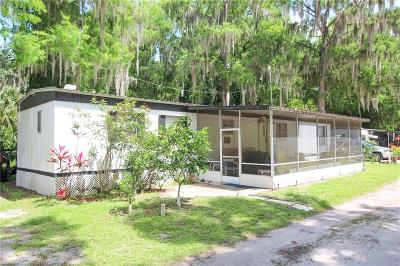 Sebring Single Family Home For Sale: 8015 Elliott Road #11