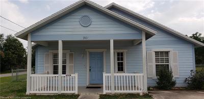 Lake Placid Single Family Home For Sale: 201 E Phoenix Street
