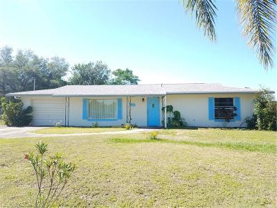 Lake Placid Single Family Home For Sale: 1817 Cedarbrook Street
