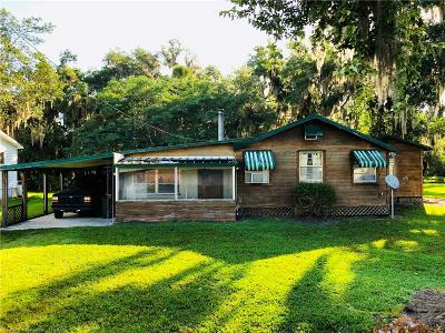 Single Family Home For Sale: 658 Racoon Lane