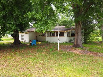 Lake Placid, Avon Park, Lorida, Sebring Single Family Home For Sale: 4273 E Hibiscus Court