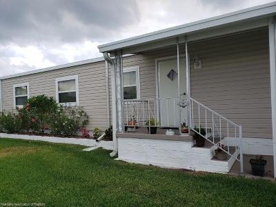 Avon Park, Lake Placid, Lorida, Sebring Mobile/Manufactured For Sale: 419 Beaver Run Street
