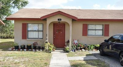 Single Family Home For Sale: 514 Las Palmas Circle