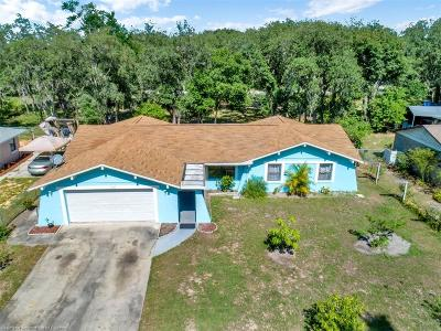Avon Park Single Family Home For Sale: 1962 N Highlands Boulevard