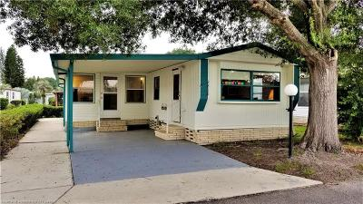 Avon Park Mobile/Manufactured For Sale: 2816 S Crystal Lake Drive