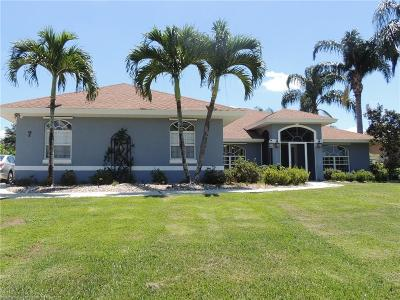 Lake Placid, Sebring, Lorida, Avon Park, Venus Single Family Home For Sale: 7 Meadowlake Circle N