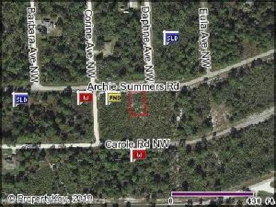 Lake Placid Residential Lots & Land For Sale: 1102 Archie Summers Road