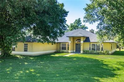 Sebring Single Family Home For Sale: 4609 Sandwedge Way