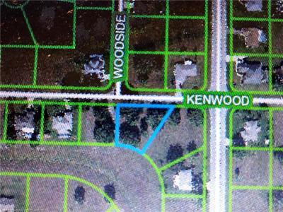 Sebring Residential Lots & Land For Sale: 6824 Kenwood Place