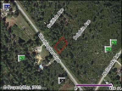 Lake Placid Commercial Lots & Land For Sale: 651 Washington Boulevard NW