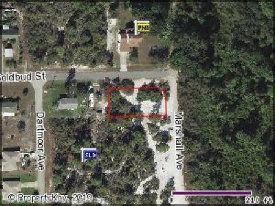 Lake Placid Residential Lots & Land For Sale: 240 Marshall Avenue