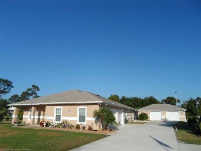 Sebring Single Family Home For Sale: 3414 Par Road